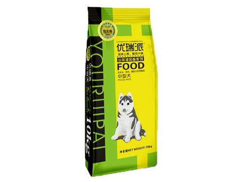 优瑞派中型犬幼犬粮 山茶油风味系列