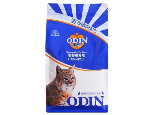 奥丁猫咪专用粮 1.5kg 海洋鱼味配方