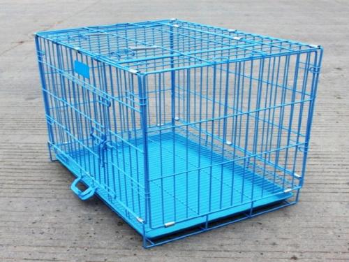 加粗折叠笼(粉 蓝)