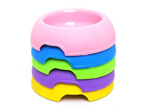 糖果色圆形单碗