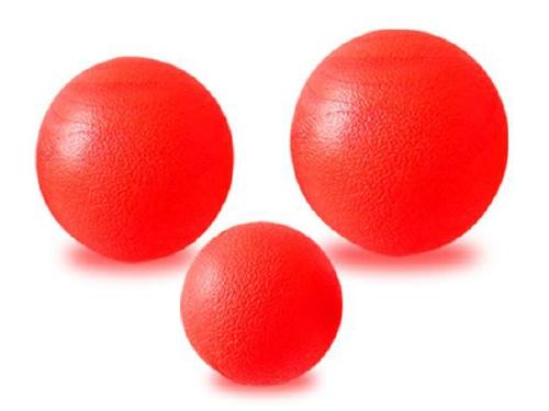 实心橡胶球