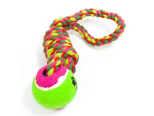 糖果拉绳+网球