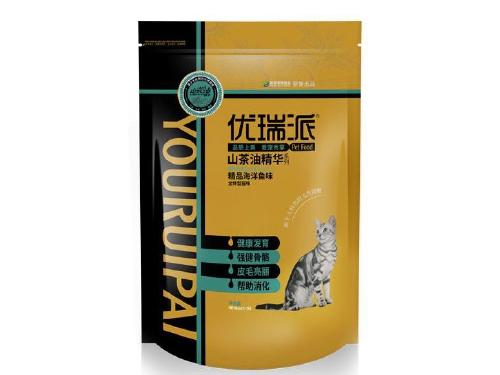 优瑞派山茶油精华猫粮