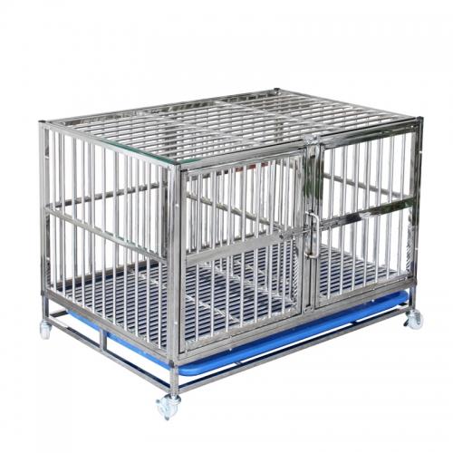 宠物店组装隔离笼