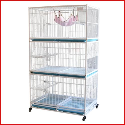 宠物猫繁殖笼子